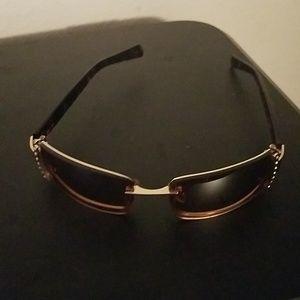 Steve Madden sunglasses with rhinestones